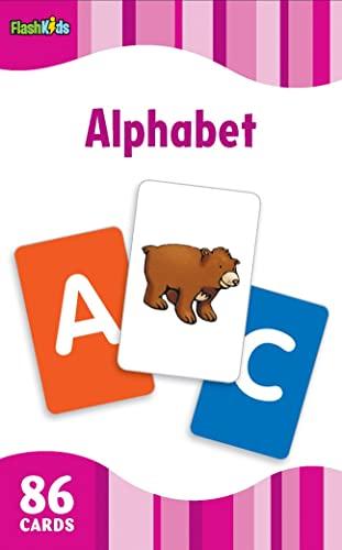 Alphabet (Flash Kids Flash Cards) By Edited by Flash Kids Editors