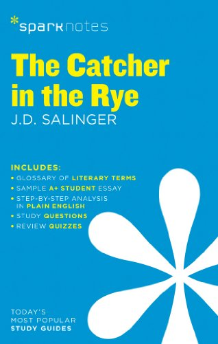 The Catcher in the Rye SparkNotes Literature Guide By Edited by SparkNotes