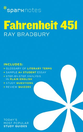Fahrenheit 451 SparkNotes Literature Guide By Edited by SparkNotes