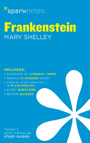 Frankenstein SparkNotes Literature Guide By Edited by SparkNotes