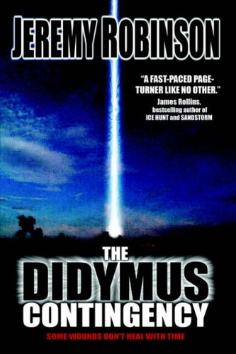 The Didymus Contingency By Jeremy Robinson