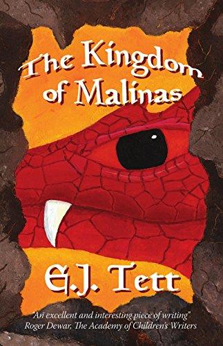 The Kingdom of Malinas By E.J. Tett