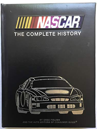 NASCAR By Greg Fielden
