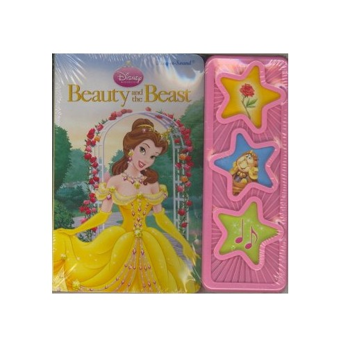 Disney Princess 3 Button (Sound Book)