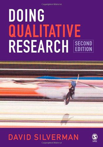 Doing Qualitative Research: A Practical Handbook By David Silverman