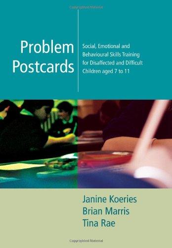 Problem Postcards By Janine Koeries