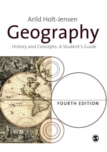 Geography: History and Concepts by Arild Holt-Jensen