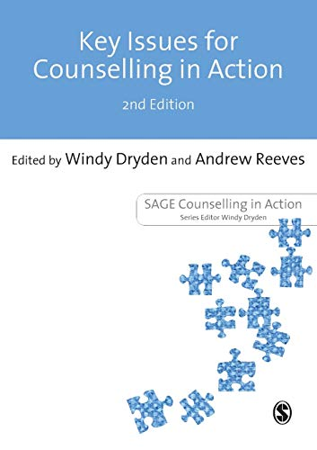 Key Issues for Counselling in Action (Counselling in Action series) By Edited by Windy Dryden