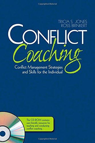 Conflict Coaching By Tricia S. Jones