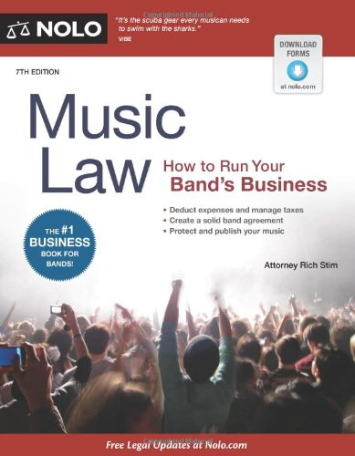 Music Law By Richard Stim, Attorney