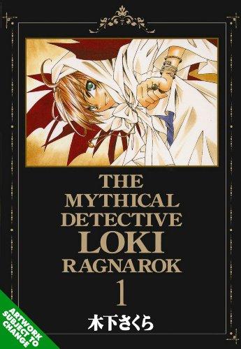 Mythical Detective Loki Ragnarok: v. 1 by Sakura Kinoshita