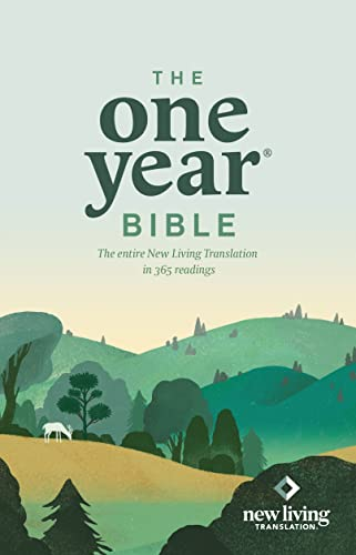 One Year Bible-Nlt (One Year Bible: New Living Translation-2) Producer Tyndale