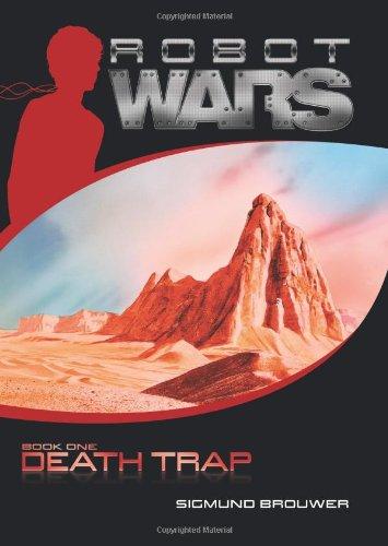 Death Trap By Sigmund Brouwer