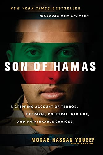 Son of Hamas von Mosab Hassan Yousef