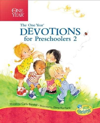 One Year Devotions For Preschoolers 2, The von Elenabarnhill, Car Kucharik