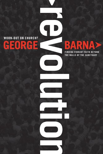 Revolution By Dr George Barna