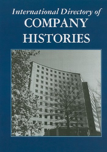 International Directory of Company Histories, Volume 111 By Jay P Pederson