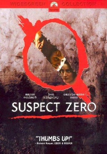 Suspect Zero (REGION 1) (NTSC)