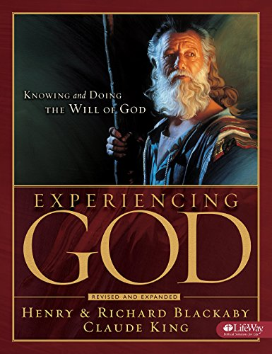 Experiencing God Member Book By H & R Blackaby