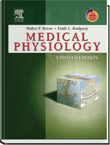 Medical Physiology, Updated Edition: With STUDENT CONSULT Online Access: A Cellular and Molecular Approach By Walter F. Boron