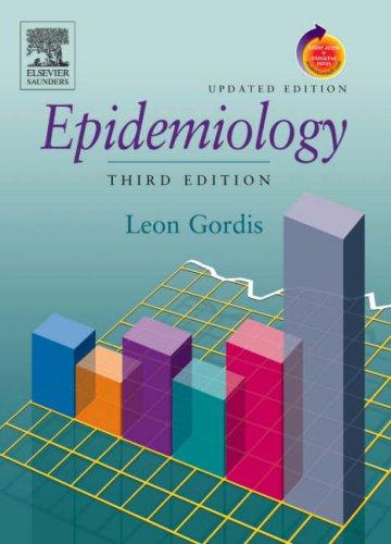 Epidemiology By Leon Gordis
