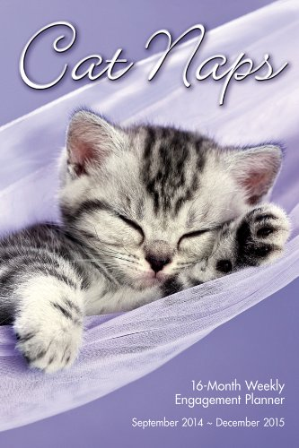 Cal 2015-Cat Naps By Inc Sellers Publishing