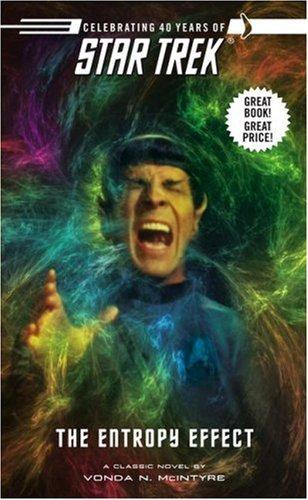 Star Trek - Entropy Effect By Vonda N. Mcintyre