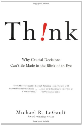 Think! By Michael R. LeGault
