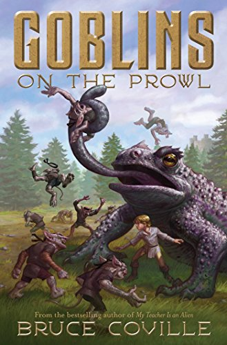 Goblins on the Prowl By Bruce Coville