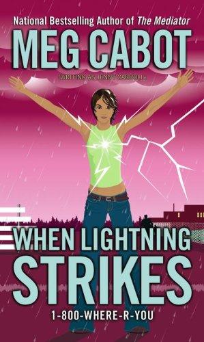 When Lightening Strikes By Carroll, Jenny Aka Meg Cabot