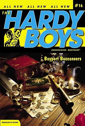 Bayport Buccaneers By Franklin W. Dixon