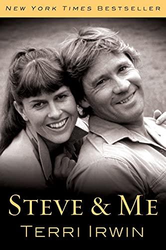 Steve & Me von Terri Irwin