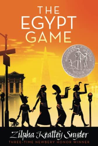 The Egypt Game von Zilpha Keatley Snyder