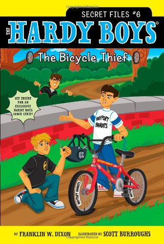 The Bicycle Thief By Franklin W. Dixon
