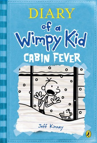 Cabin Fever (Diary of a Wimpy Kid #6 Export Edition) von Jeff Kinney