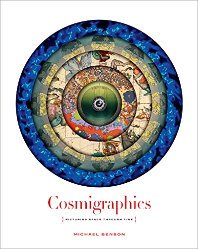 Cosmigraphics By Michael Benson