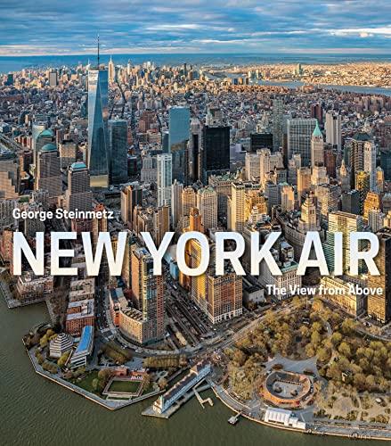 New York Air By George Steinmetz
