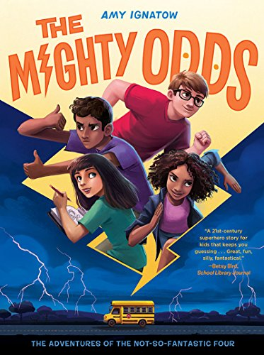 Mighty Odds (The Odds Series #1) By Amy Ignatow