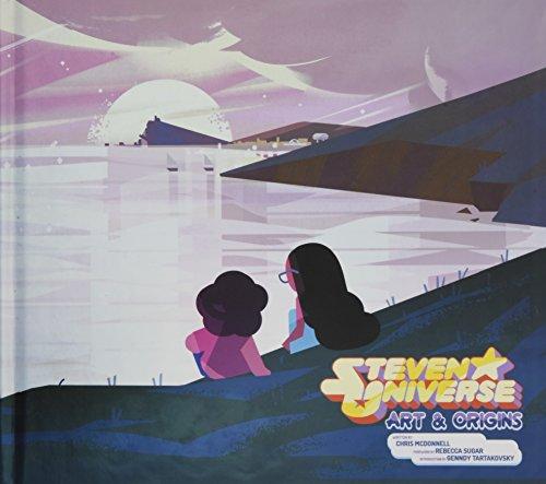 Steven Universe: Art & Origins By Chris McDonnell
