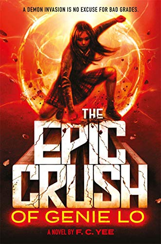 Epic Crush of Genie Lo By F. C. Yee