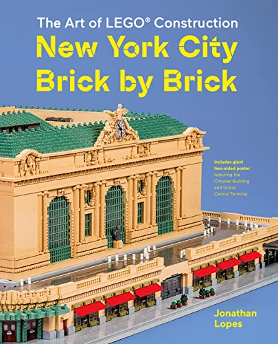 The Art of LEGO Construction By Jonathan Lopes