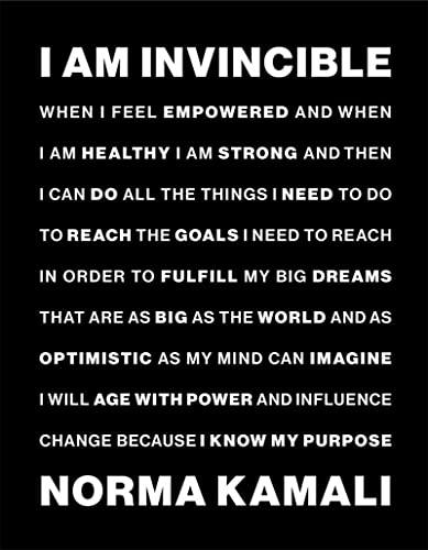 Norma Kamali: I Am Invincible von Norma Kamali