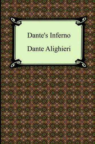Dante's Inferno (the Divine Comedy, Volume 1, Hell) By MR Dante Alighieri
