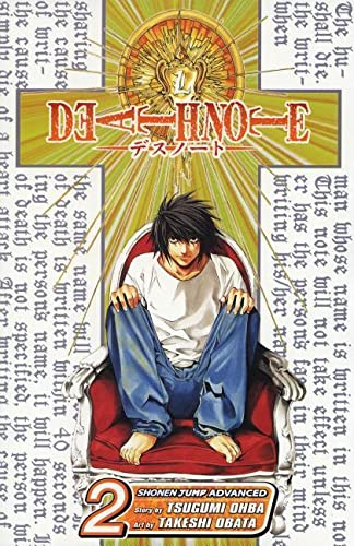 Death Note, Vol. 2 By Takeshi Obata