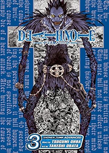 Death Note, Vol. 3 By Takeshi Obata