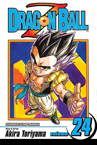 Dragon Ball Z, Vol. 24 By Akira Toriyama