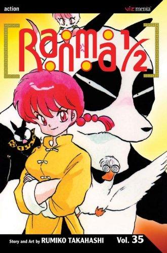 Ranma 1/2, Vol. 35 By Rumiko Takahashi