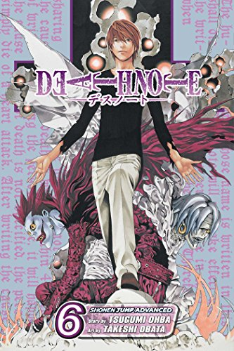 Death Note, Vol. 6 By Takeshi Obata