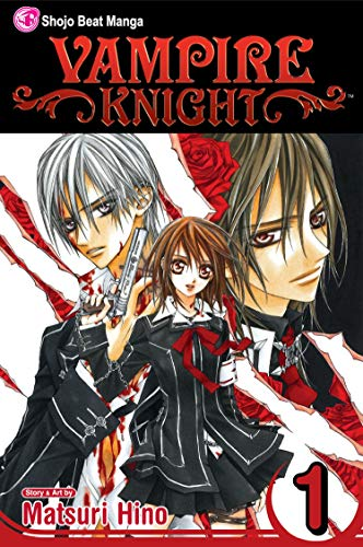 VAMPIRE KNIGHT TP VOL 01 CURR PTG (C: 1-0-0) By Matsuri Hino