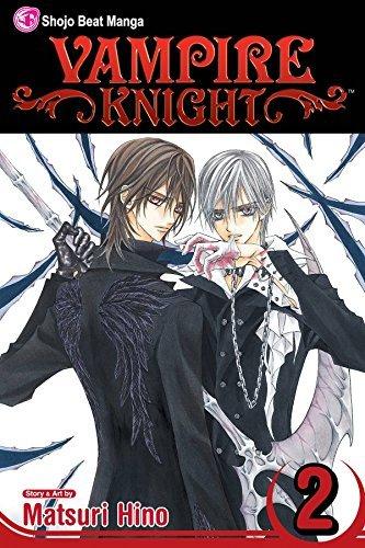 Vampire Knight: v. 2 by Matsuri Hino